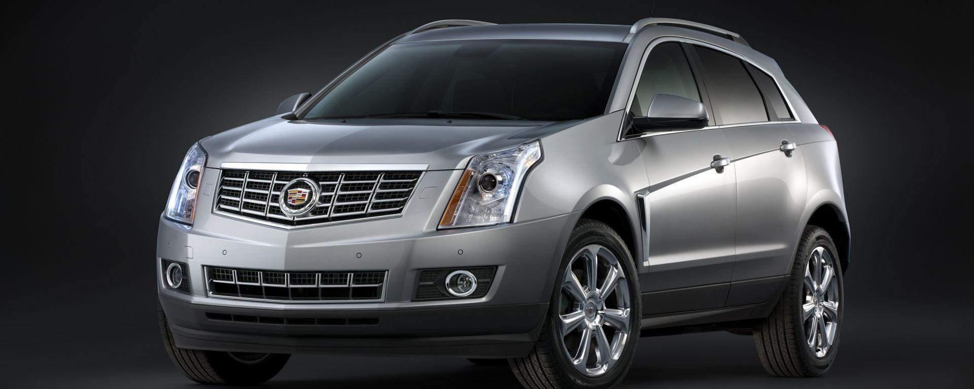 Cadillac SRX my 2013