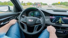 Cadillac Super Cruise: guida autonoma Livello 2