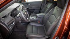 Cadillac XT4 2020, gli interni