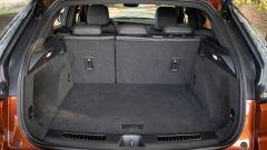 Cadillac XT4 2020, il bagagliaio