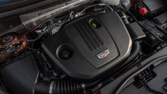 Cadillac XT4 2020, il motore