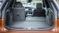 Cadillac XT4: dettaglio del bagagliaio