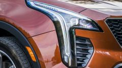 Cadillac XT4: dettaglio fari LED