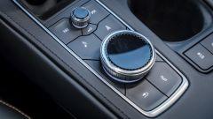 Cadillac XT4: dettaglio infotaiment di bordo