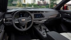 Cadillac XT4: gli interni del MY2021