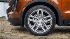 Cadillac XT4: i cerchi in lega da 18
