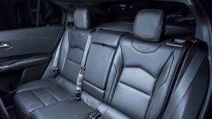 Cadillac XT4: i sedili posteriori