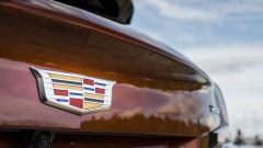 Cadillac XT4: il badge Cadillac