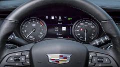 Cadillac XT4: il cruscotto