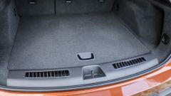 Cadillac XT4: il vano di carico