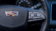 Cadillac XT4: il volante multifunzione