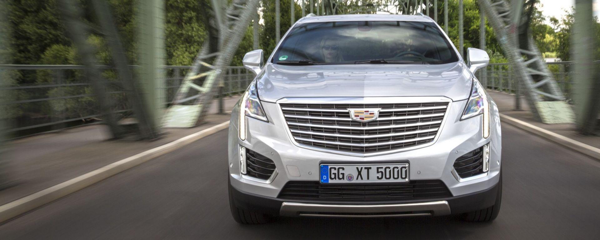 Cadillac XT5: prova, dotazioni, prezzi