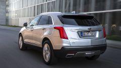 Cadillac XT5, per ora niente diesel: l'unica opzione di motore è un V6 benzina