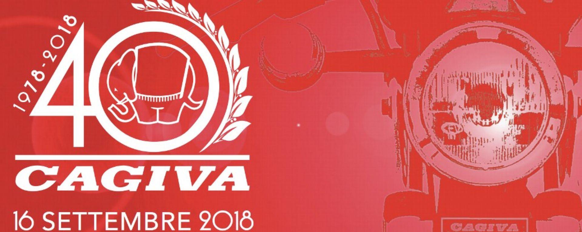Cagiva: Domenica i festeggiamenti dei 40 anni a Schiranna