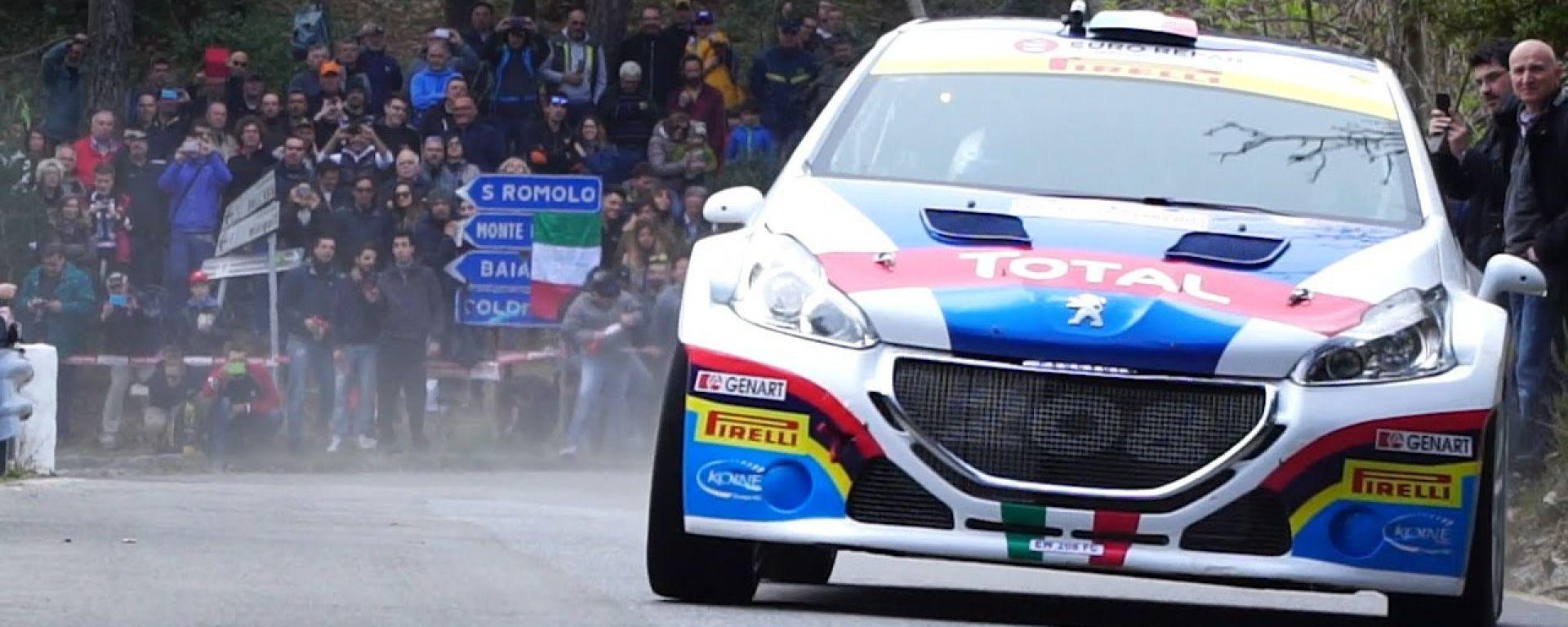 Campionato Italiano Rally: il Calendario 2016