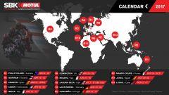 Calendario Superbike 2017: circuiti, date e risultati - Immagine: 2