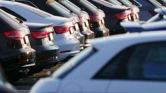 Calo del 5,9% del mercato auto a gennaio 2019