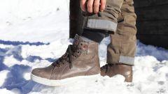 Calze Tucano Urbano Pippi: calza in filato termico Thermolite con banda riflettente sulla caviglia