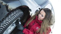 Cambio gomme invernali: controllare l'usura del battistrada è importante