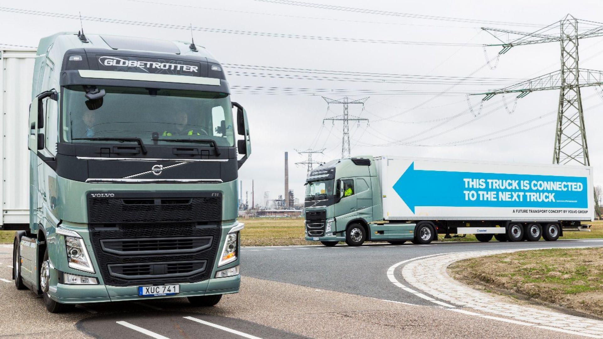 Guida autonoma: I camion robot di DAF, Daimler, Iveco, MAN ...