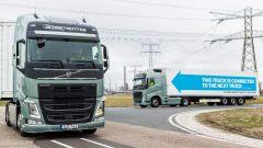 I camion robot di DAF, Daimler, Iveco, MAN, Scania e Volvo attraversano l'Europa - Immagine: 1