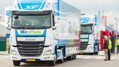 I camion robot di DAF, Daimler, Iveco, MAN, Scania e Volvo attraversano l'Europa - Immagine: 3