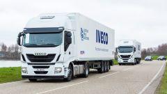 I camion robot di DAF, Daimler, Iveco, MAN, Scania e Volvo attraversano l'Europa - Immagine: 4