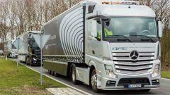 I camion robot di DAF, Daimler, Iveco, MAN, Scania e Volvo attraversano l'Europa - Immagine: 5