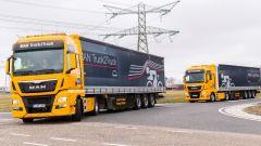 I camion robot di DAF, Daimler, Iveco, MAN, Scania e Volvo attraversano l'Europa - Immagine: 6
