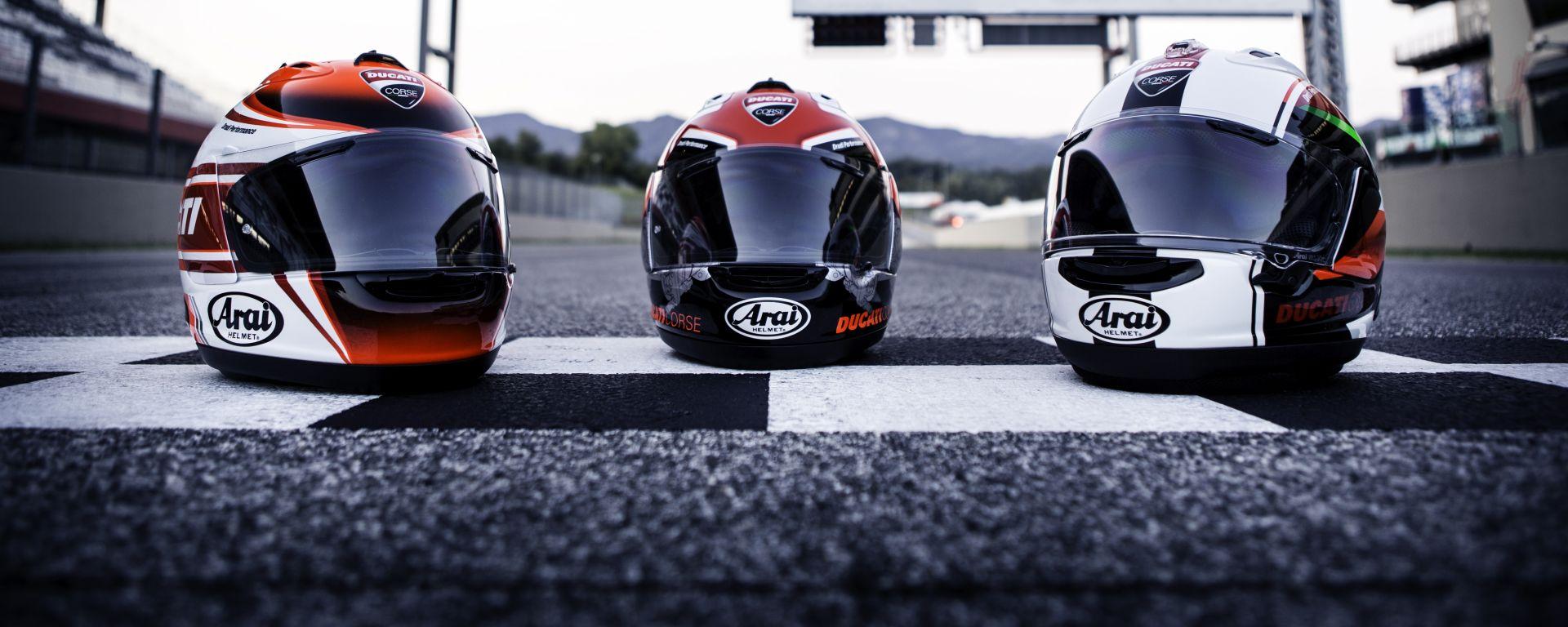 Campagna sostituzione casco Ducati