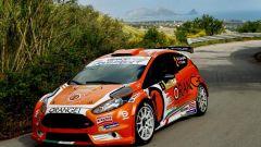 CIR: Campedelli e Ford in vetta al Rally Targa Florio 2018