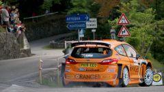 Rally del Friuli: Campedelli (Ford) chiude al comando la prima tappa