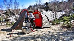 Campeggio in MOTOTENT - Immagine: 1