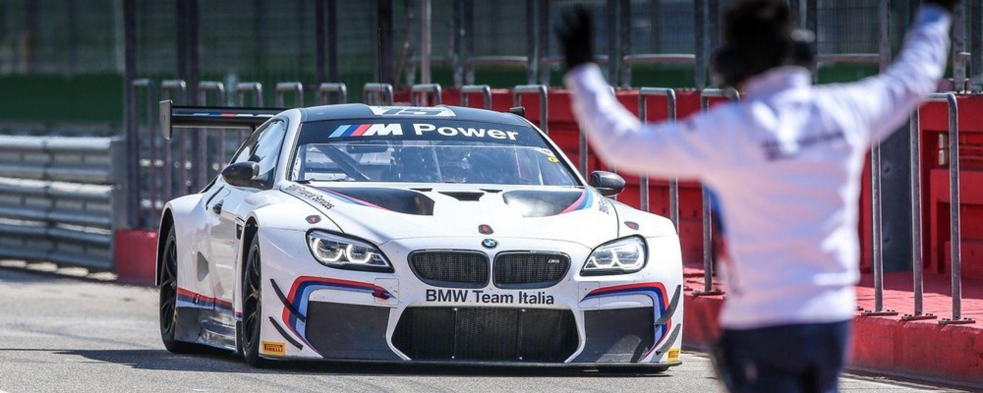 Campionato GT Italiano 2017: BMW Team Italia