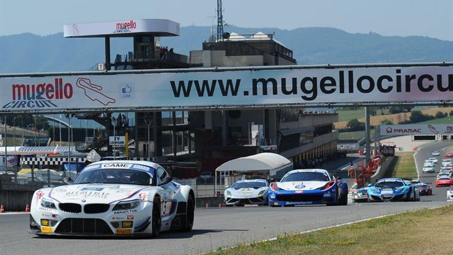 Circuito Del Mugello : Campionato gt italiano 2017: campionato gt italiano 2017: circuito