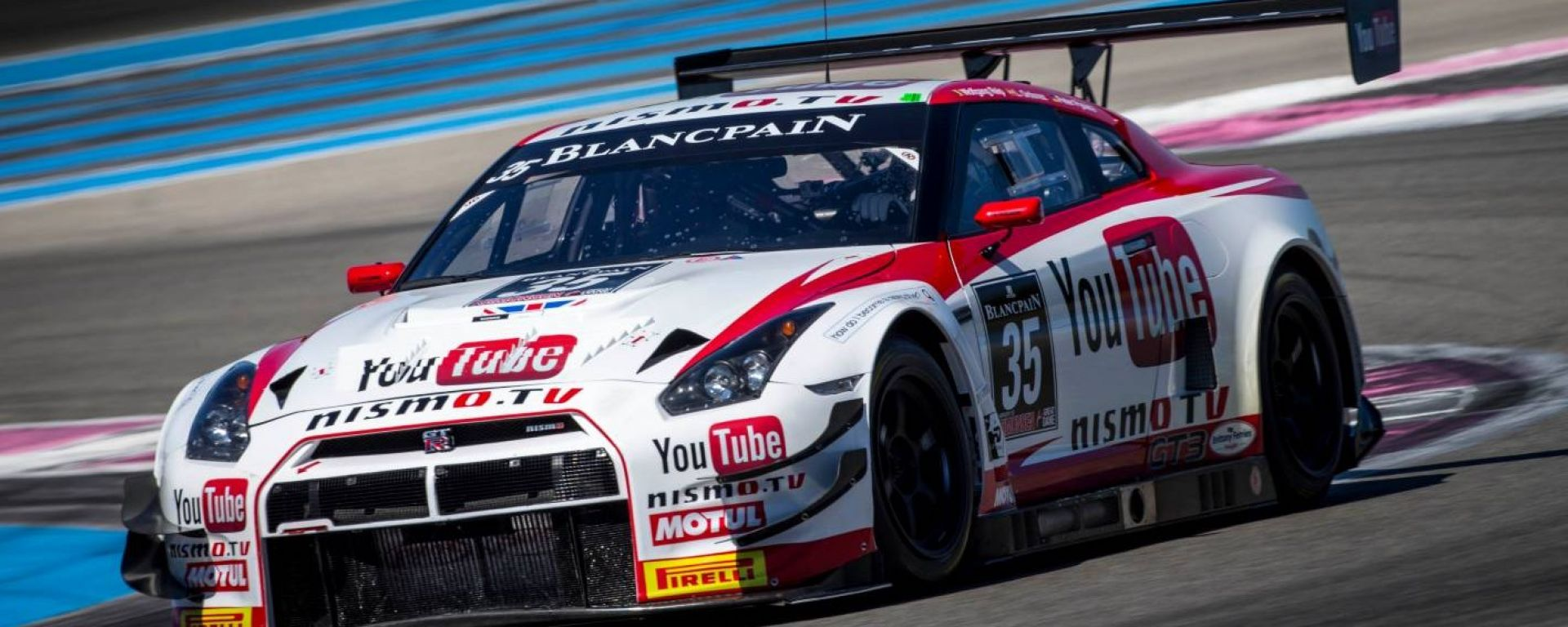 Campionato GT Italiano 2017: Drive Technology