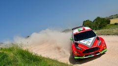 Scandola e D'Amore con la Skoda Fabia R5 dominano gara 1 al rally Adriatico - Immagine: 2