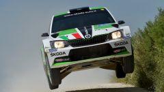 Scandola e D'Amore con la Skoda Fabia R5 dominano gara 1 al rally Adriatico - Immagine: 4