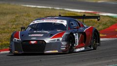 Campionato Italiano GT 2017, Gara 2, Mugello - Audi Sport Italia