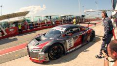 Campionato italiano GT, Misano, Gara 2: settimo posto per Audi Sport Italia - Immagine: 1