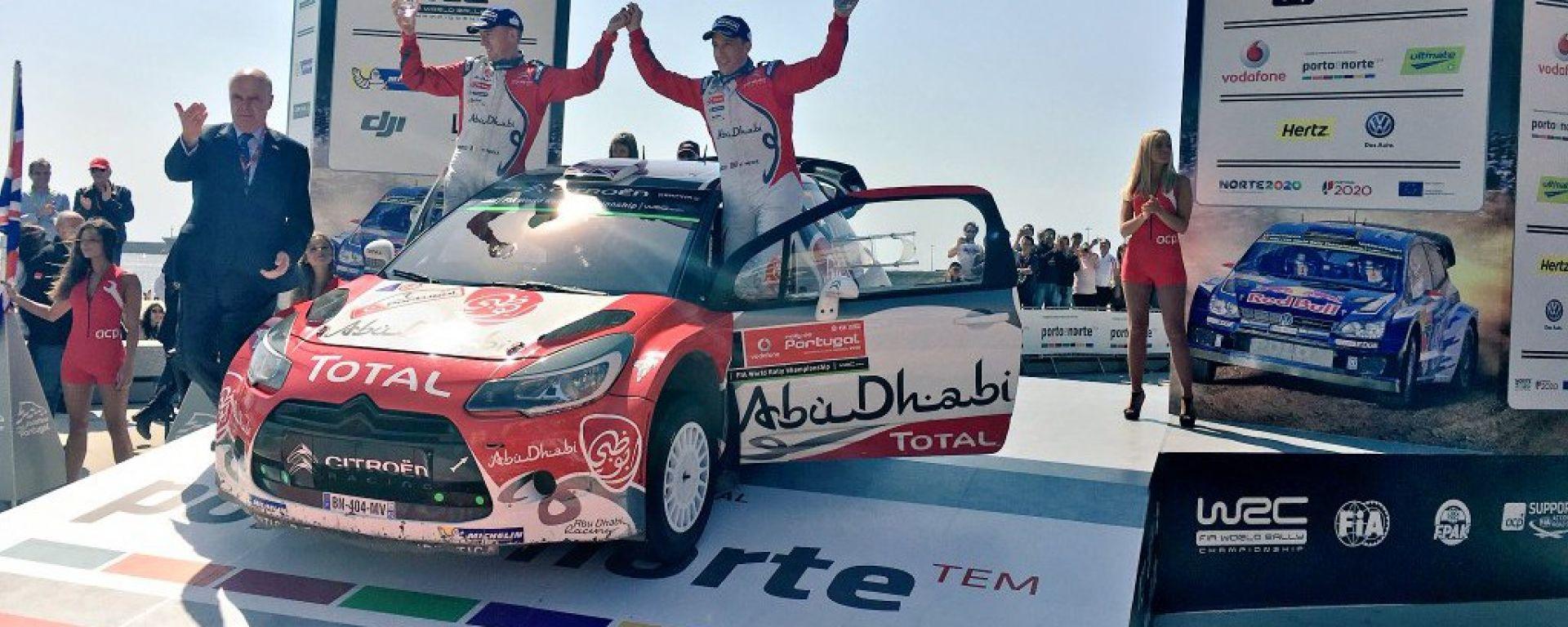 WRC 2016 – Rally del Portogallo