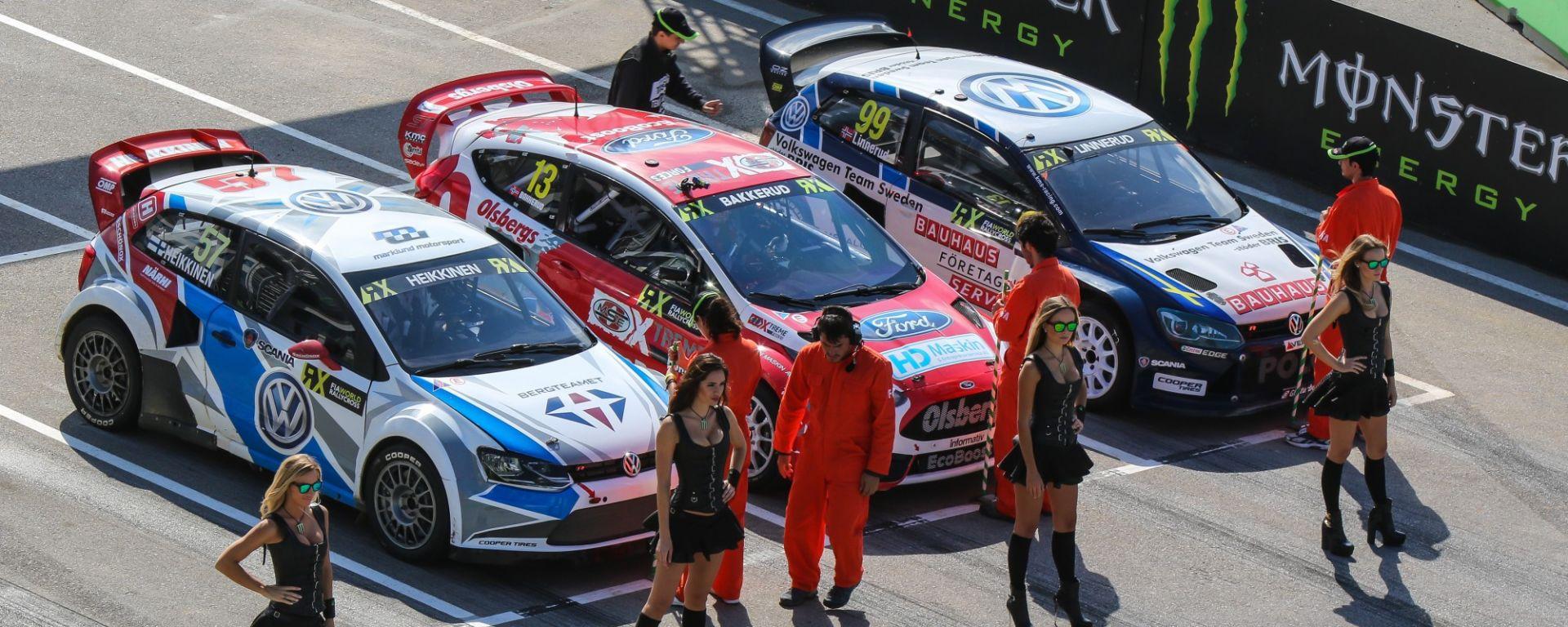 Campionato Mondiale Rallycross: il calendario 2017