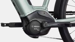Cannondale Adventure Neo EQ 1: il motore Bosch in posizione centrale