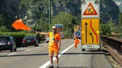 Cantieri infiniti sulle tratte autostradali