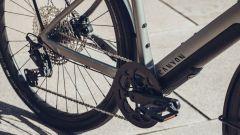 Canyon Commuter:ON: il motore e il corpo trasmissione