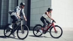 Canyon Commuter:ON leggera e-bike da città