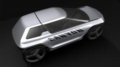 Canyon Future Mobility Concept, tra e-bike e automobile. Video