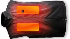 Capit gilet Warmme: batteria singola agli ioni di litio