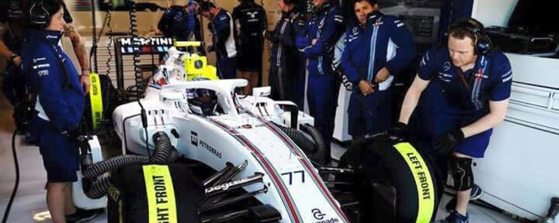 Capit Performance: le termocoperte auto usate (anche) in F1