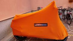 Capit: teli coprimoto direttamente dalla MotoGP - Immagine: 7